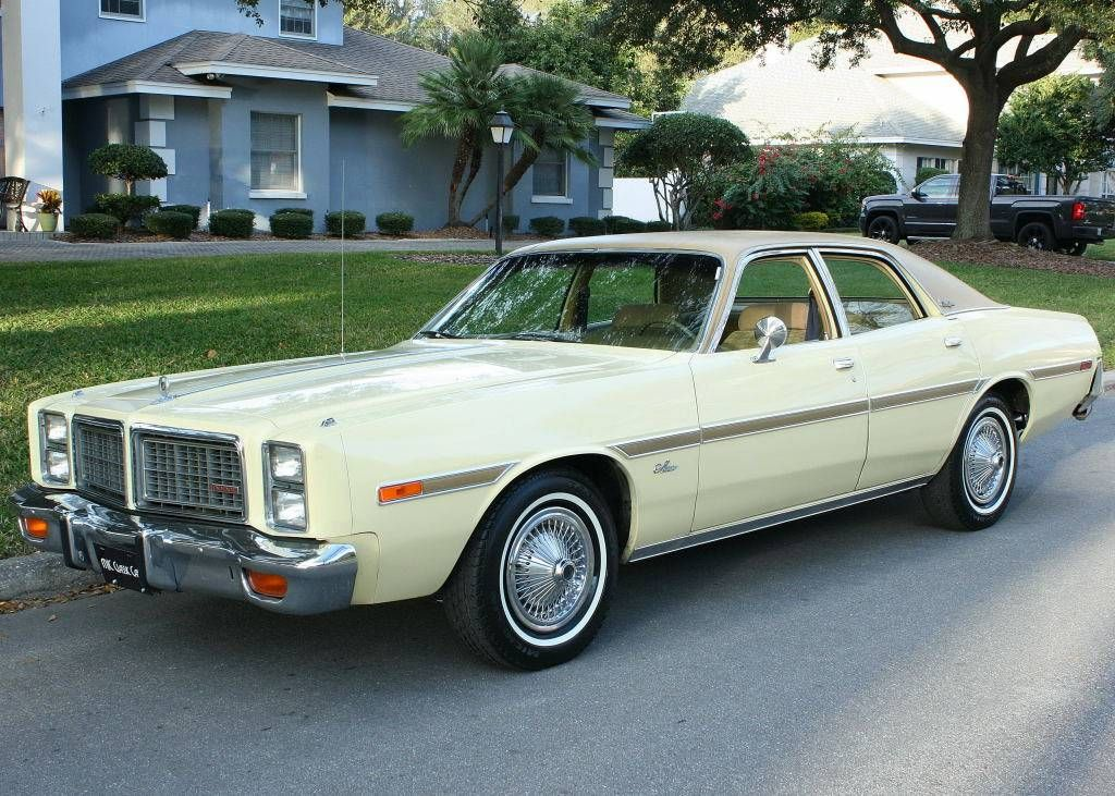 1978 dodge monaco for sale 1812967 hemmings motor news for 1976 plymouth fury salon