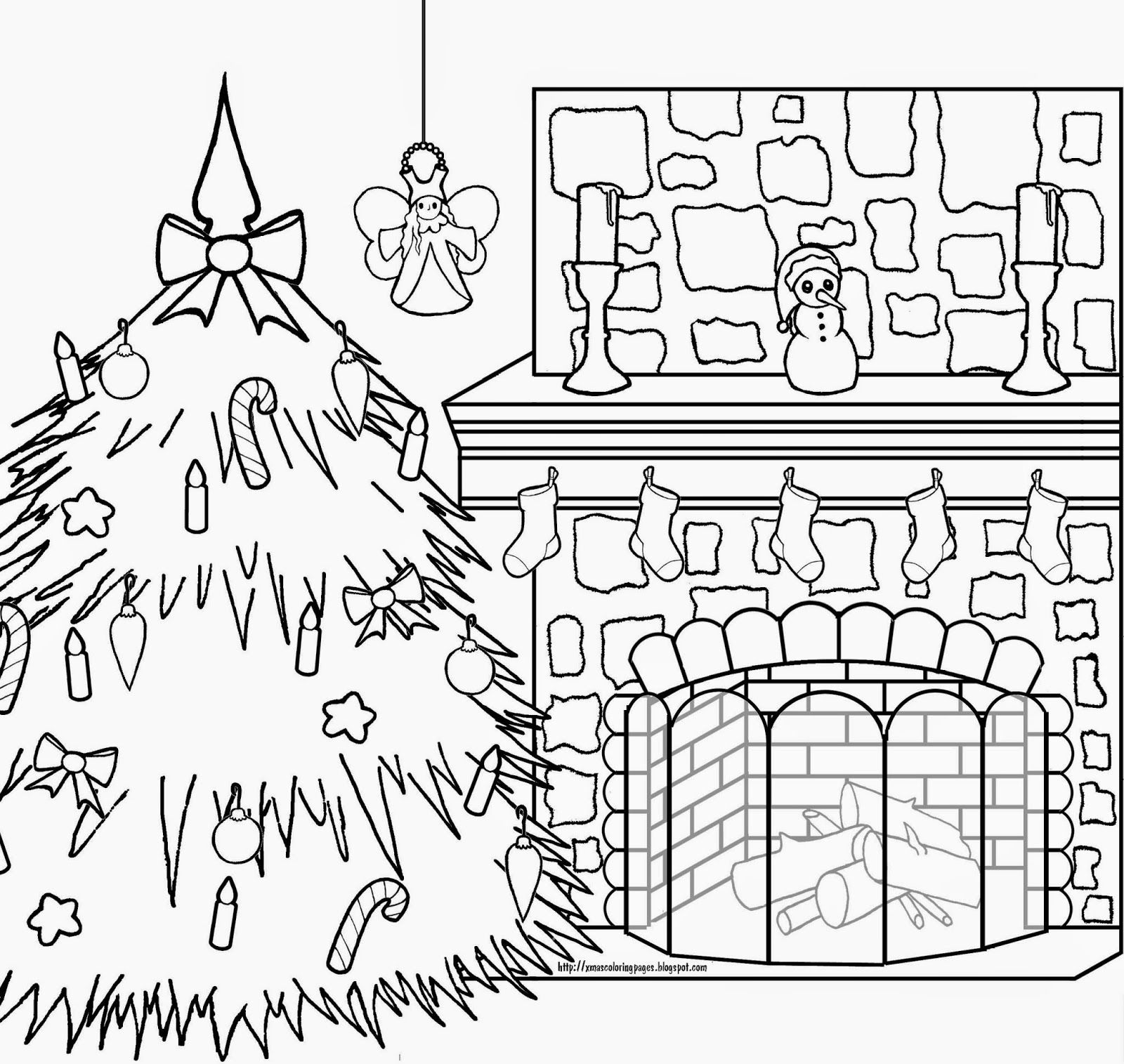 Christmas Fireplace Coloring Pages 17 Jpg 1600 1515 Christmas Coloring Pages Christmas Activities For Kids Coloring Pictures For Kids