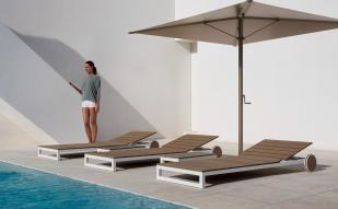 Tumbonas Atlantic Muebles De Exterior Muebles Terraza Y