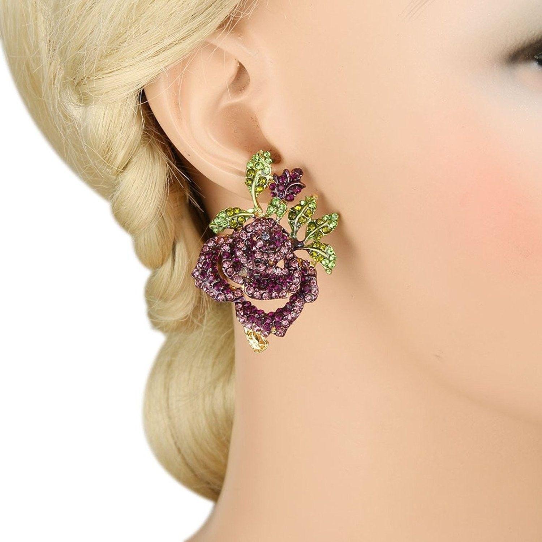 Oorjuwelen Juweliers Rose Design