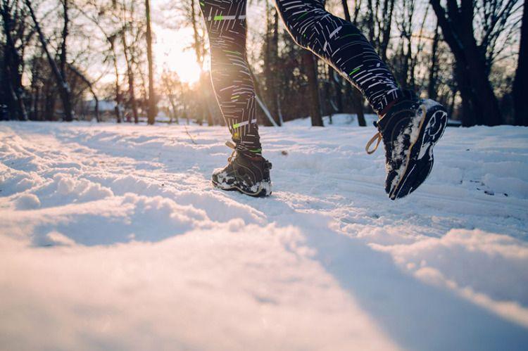 Czy Bieganie Zima Spala Wiecej Kalorii Climates Running Women Runner