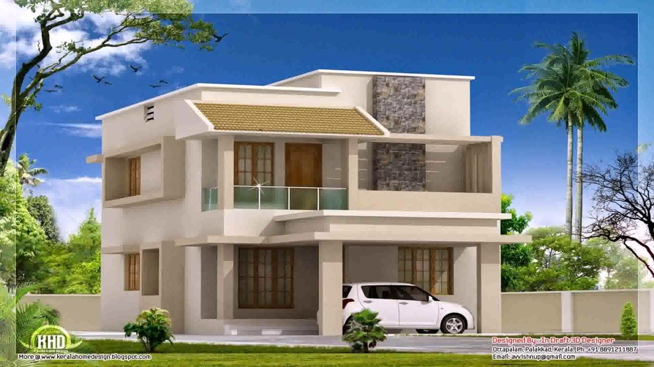 77 House Plans With Estimated Cost To Build In India 2018 Philippines House Design 2 Storey House Design Simple House Design