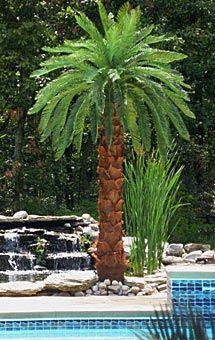Palm Trees Aloha Tiki Creations Jacksonville Florida Tiki Huts Tiki Bars Palm Trees Metal Buildings And Rv Condos Departamentos