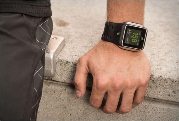 Fácil mano secuencia  Micoach Smart Run Watch | By Adidas | Micoach, Running, Adidas