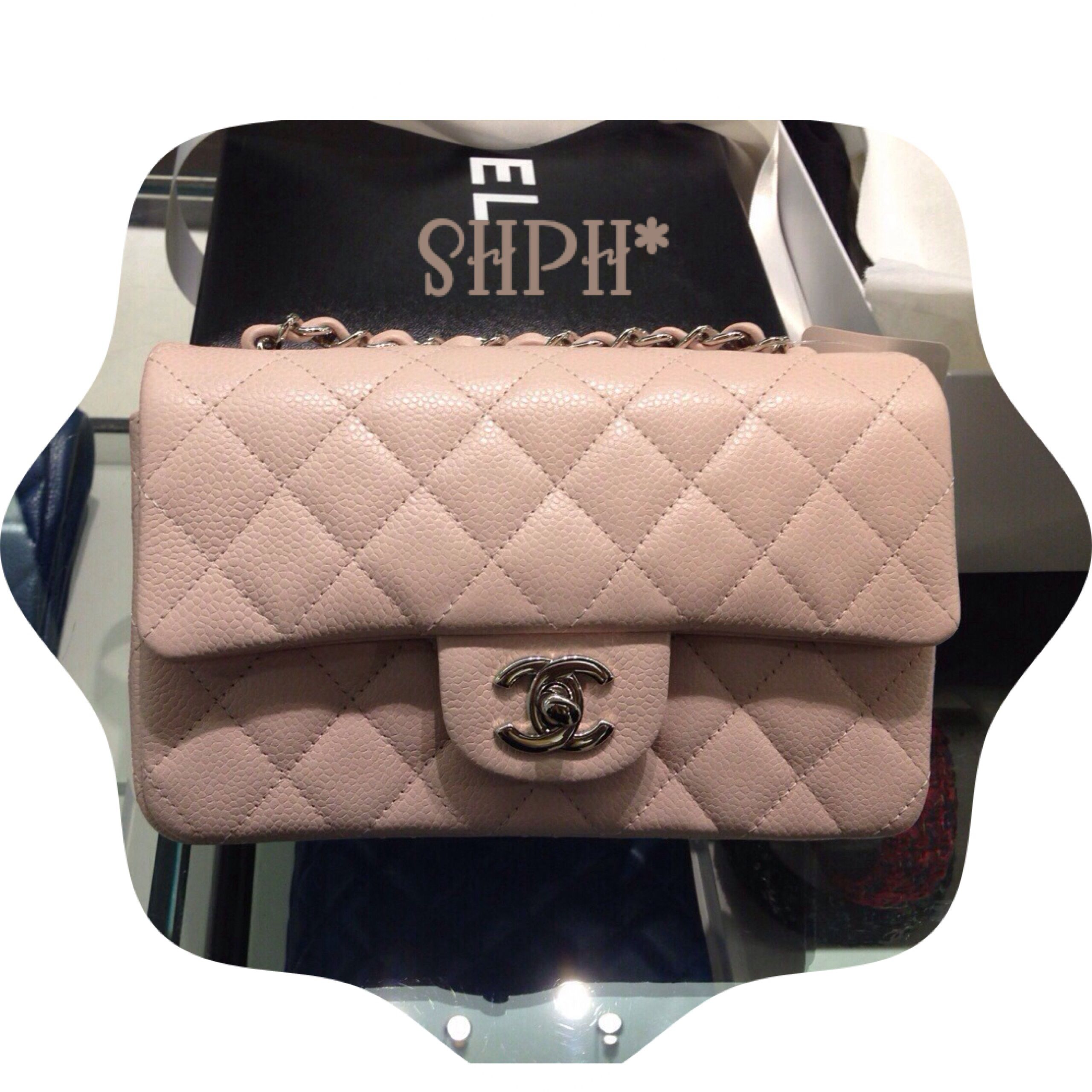 ab4a4f67333 New Chanel 14c rectangular mini 8