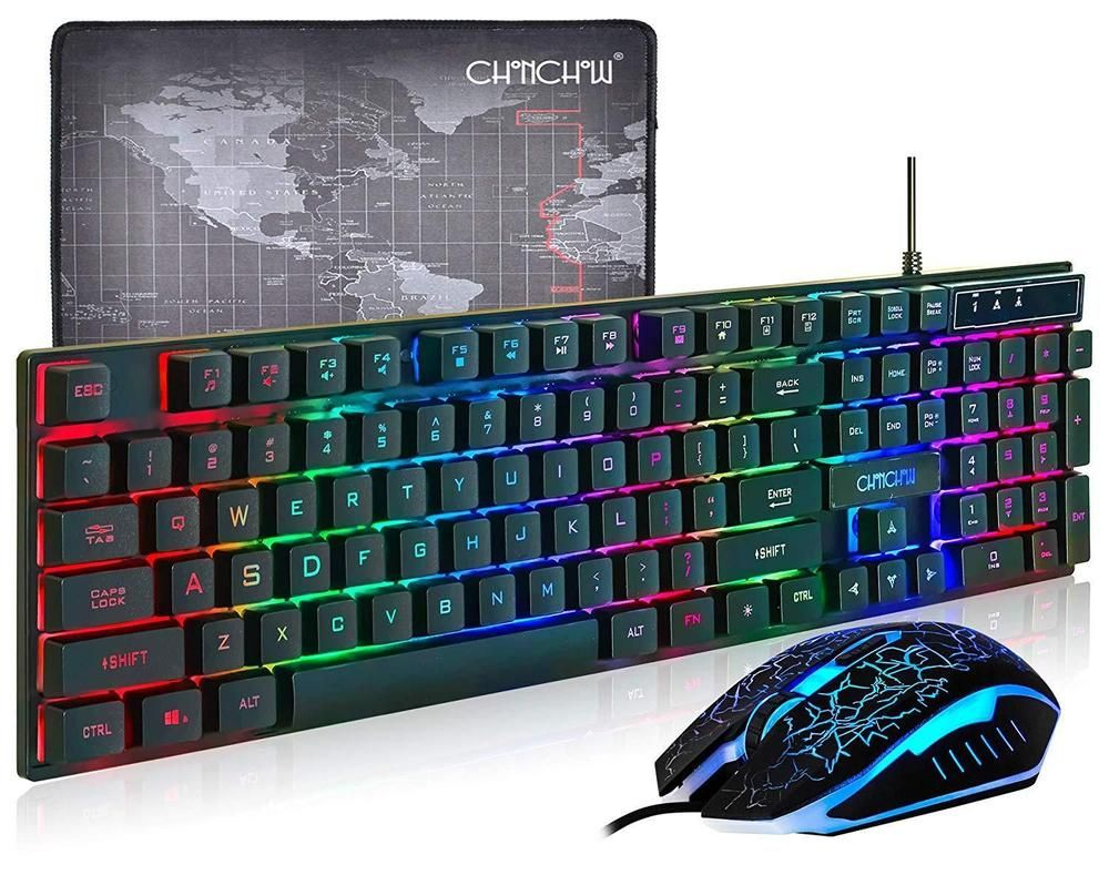 gaming mouse and keyboard for ps4
