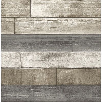 York Wallcoverings Risky Business Up The Wall Trompe L Oeil 33 X 20 5 Brick Distressed Wallpaper Reviews Wayfair