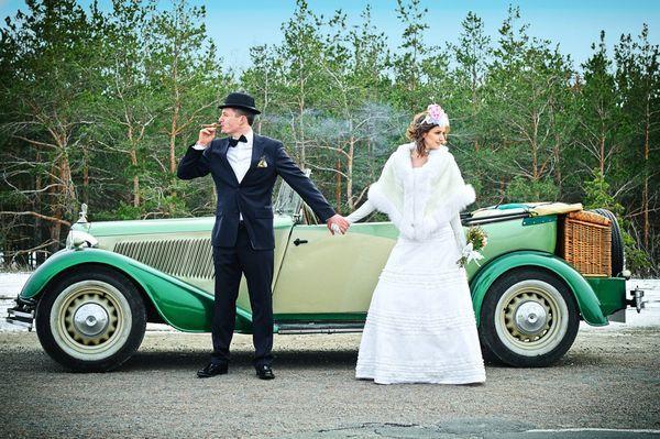 So Geht Eine Hochzeit Mit Dem Motto 20er Jahre Foto C Can Stock
