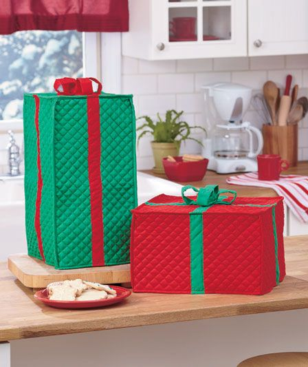 Quilted Gift Box Appliance Covers ABC Distributing