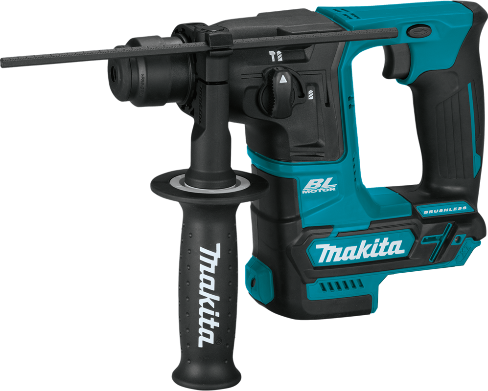 12v Max Cxt Brushless Cordless 5 8 Rotary Hammer Accepts Sds Plus Bits Rh01z Hammer Drill Makita Hammer Tool