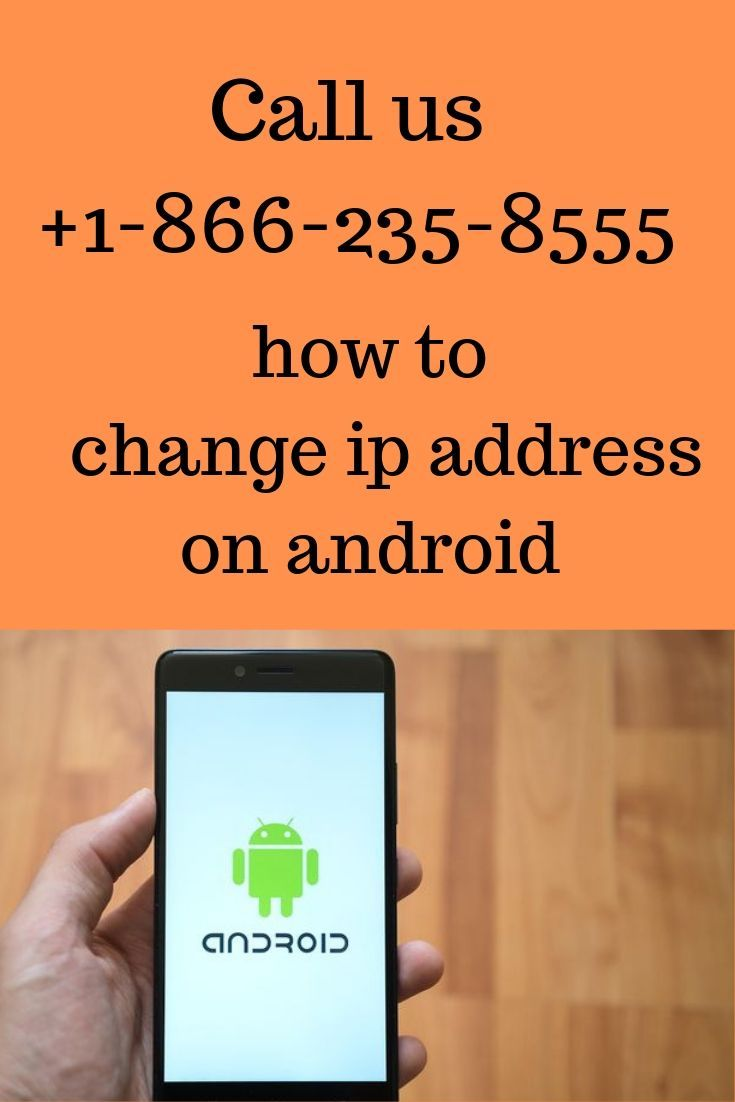 How to change ip address on android change ip address on