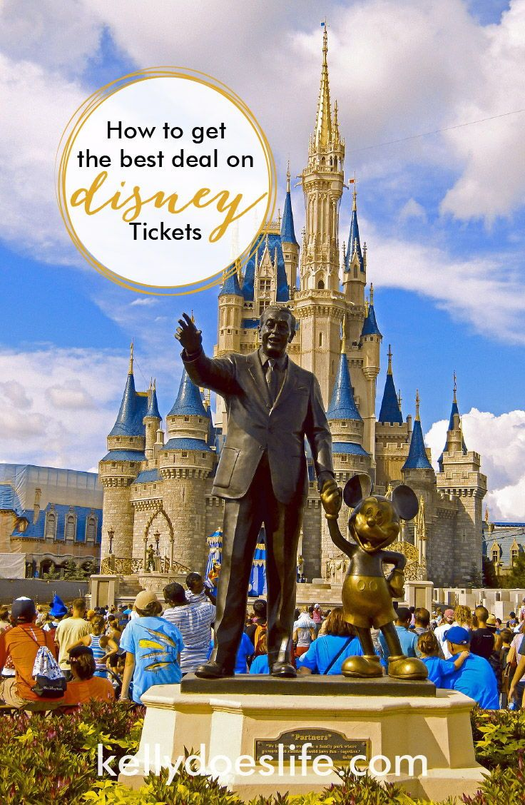 Disney Discount Tickets: Where To Find The Best Deals