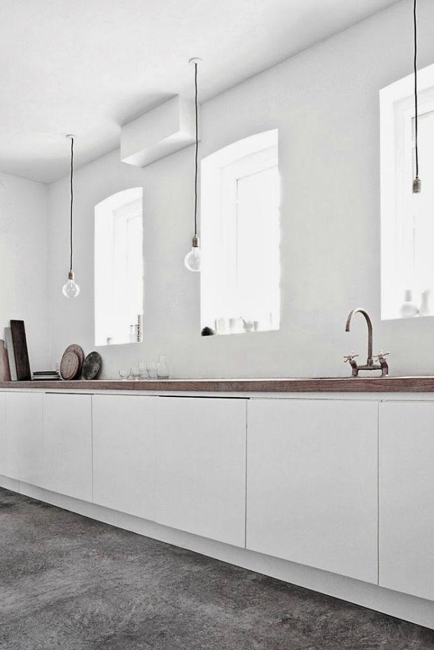 Keuken zonder bovenkastjes (Eenig Wonen) | Keuken | Pinterest ...