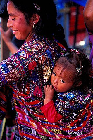 Cakchikel indio, Sololá, Guatemala, América Central