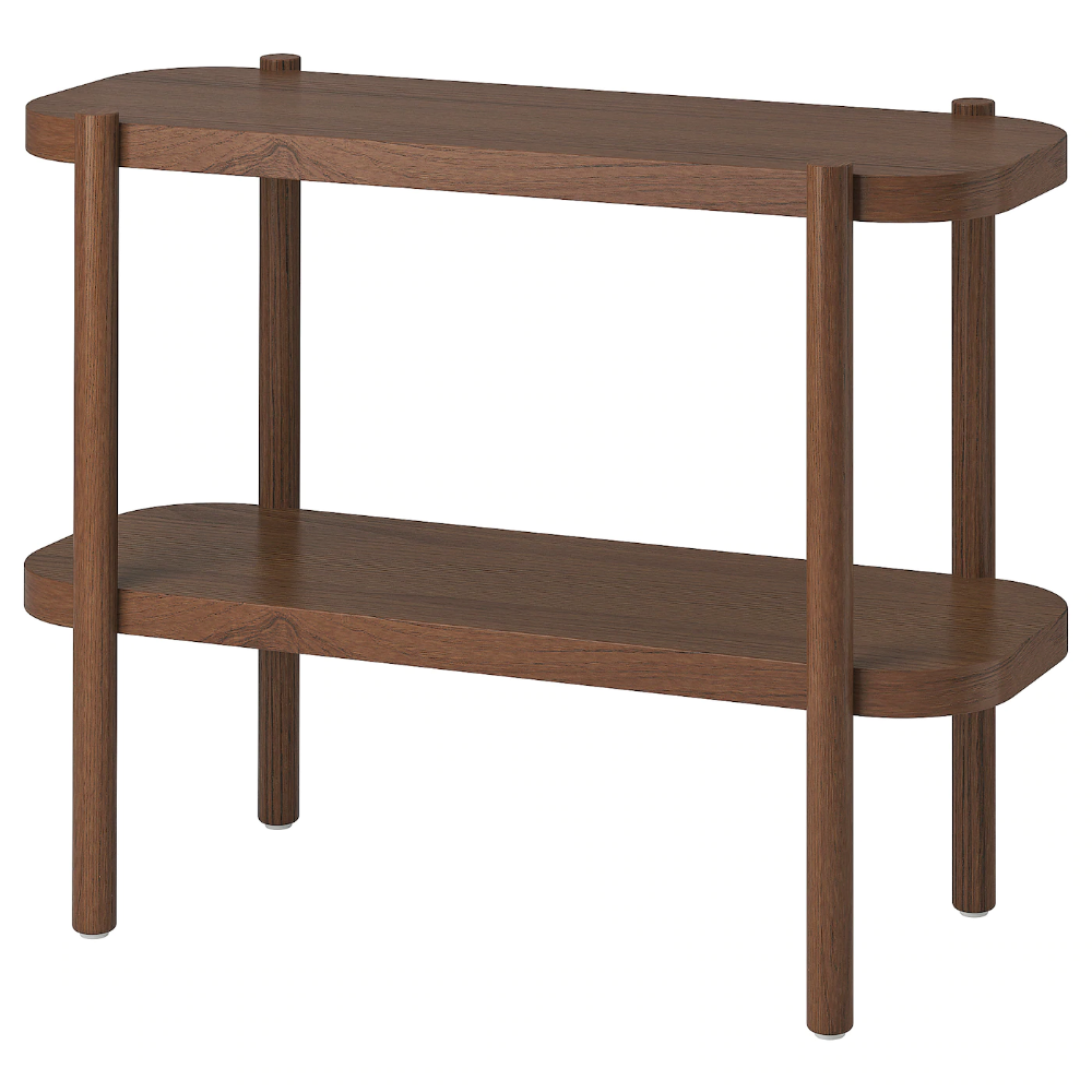 Listerby Console Table Brown 36 1 4x15x28 Ikea Console Table Ikea Console Table Warm Home Decor [ 1000 x 1000 Pixel ]