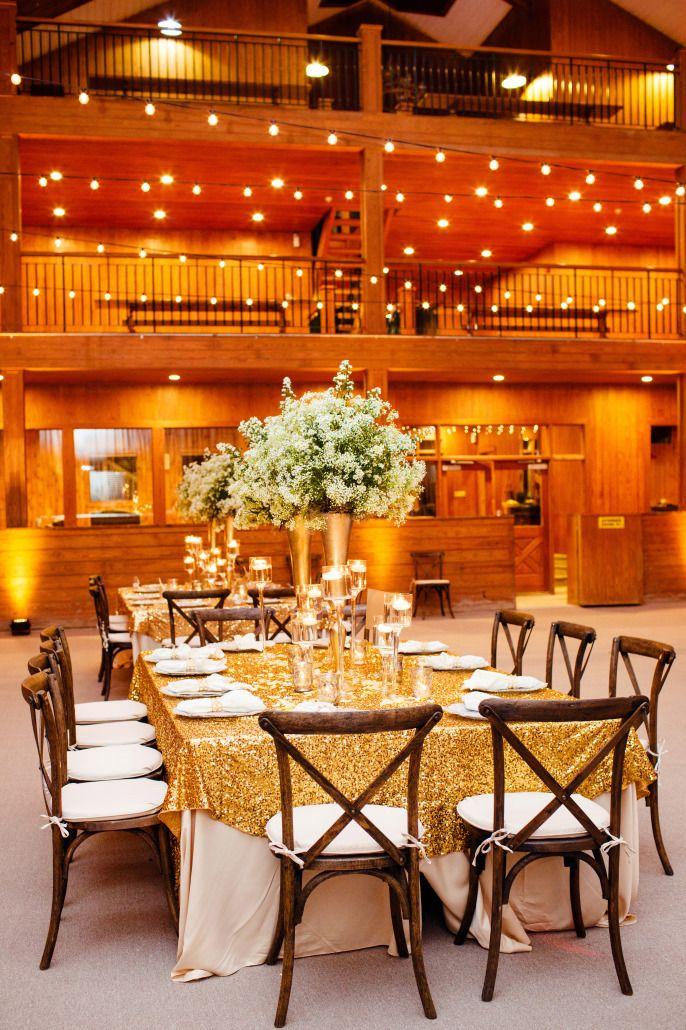Irongate Equestrian Center // Croton, Ohio // Wedding