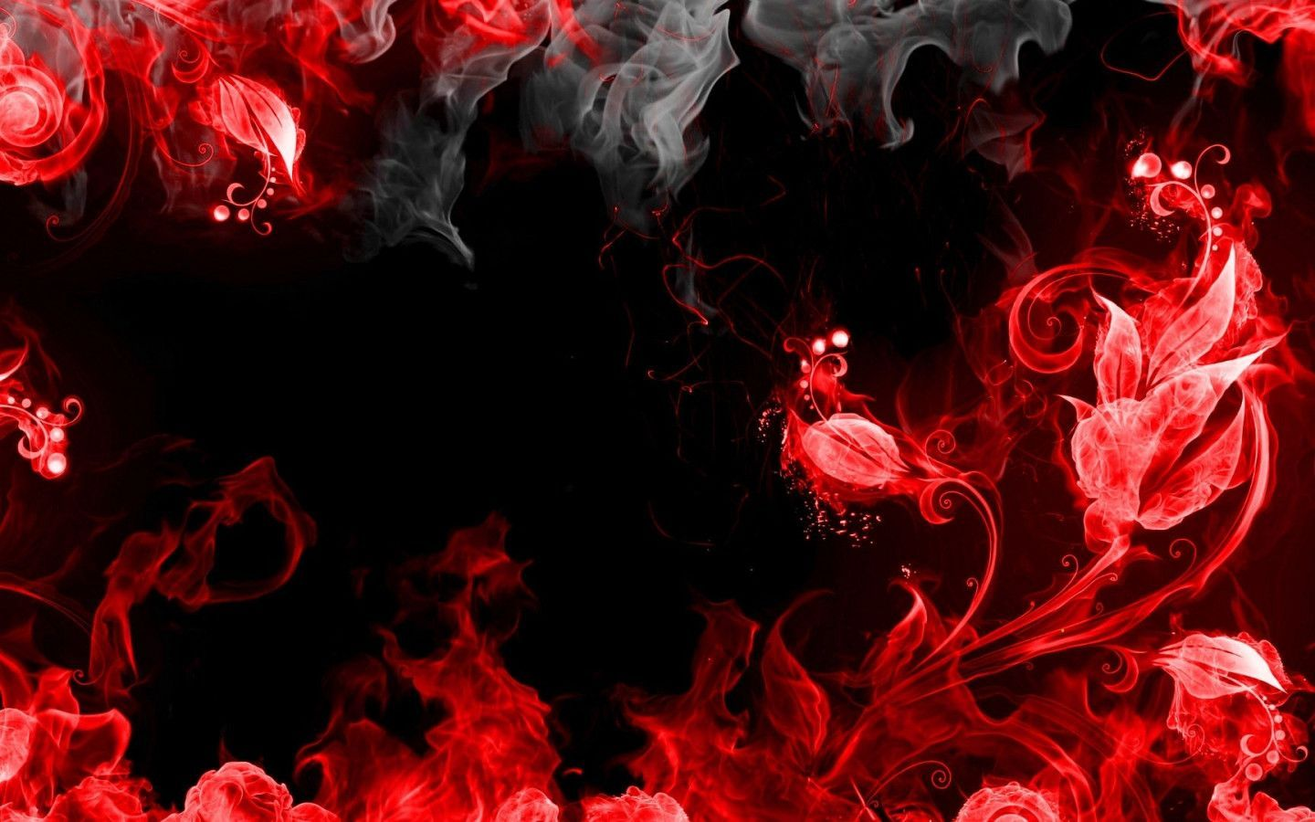 Red And Black Wallpaper Black And White Wallpaper Desktop 1440 900