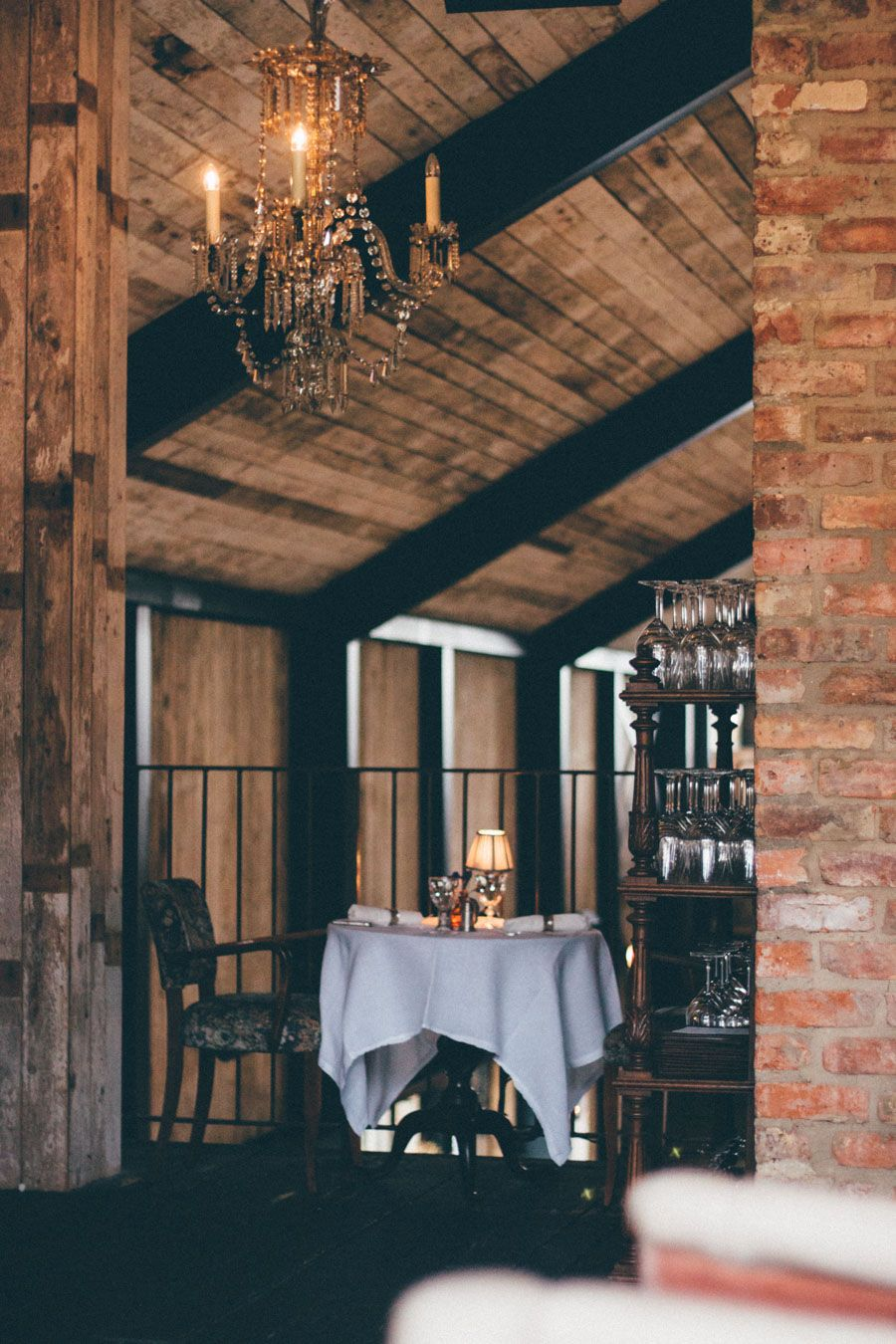 POSTCARDS FROM SOHO FARMHOUSE OXFORDSHIRE Lobster and