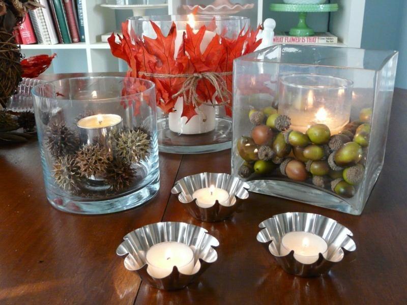 Decoracion de mesas decoraci n de mesas de comedor - Centros de mesa de comedor ...