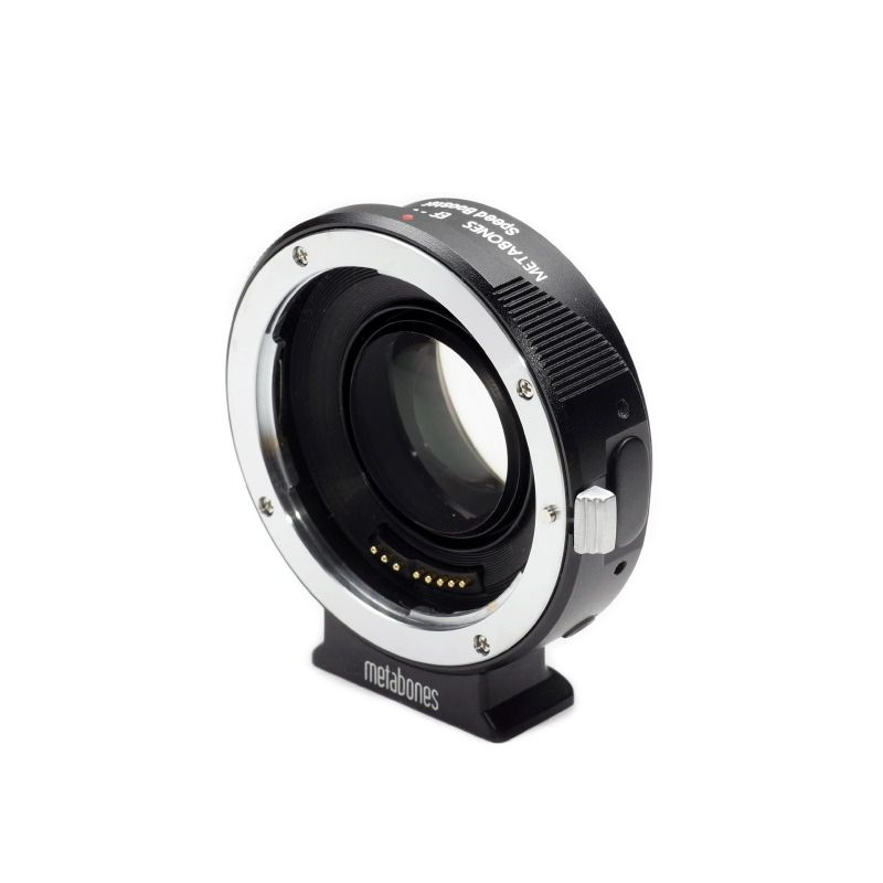 Canon EF lens to Sony NEX Speed Booster: Attach full frame glass to ...