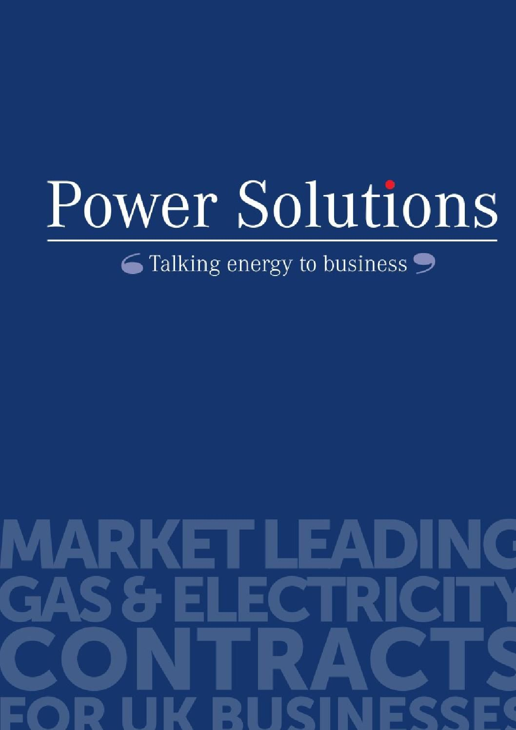 Pin On Energy Power Solutions Services