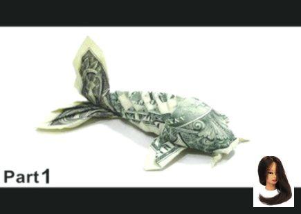 Photo of #Fisch #Koi #Geld #Origami #Origami Koi #Trendy 70 Trendy Origami Koi Fisch Mo.Nr.