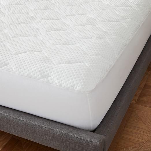 Premium Cooling Down Alternative Mattress Pad Mattress Duvet