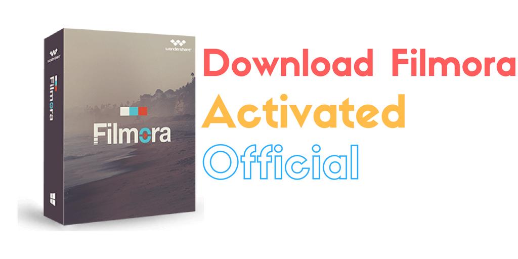 Download Wondershare Filmora Video Editor 8.0.0.12 Serial