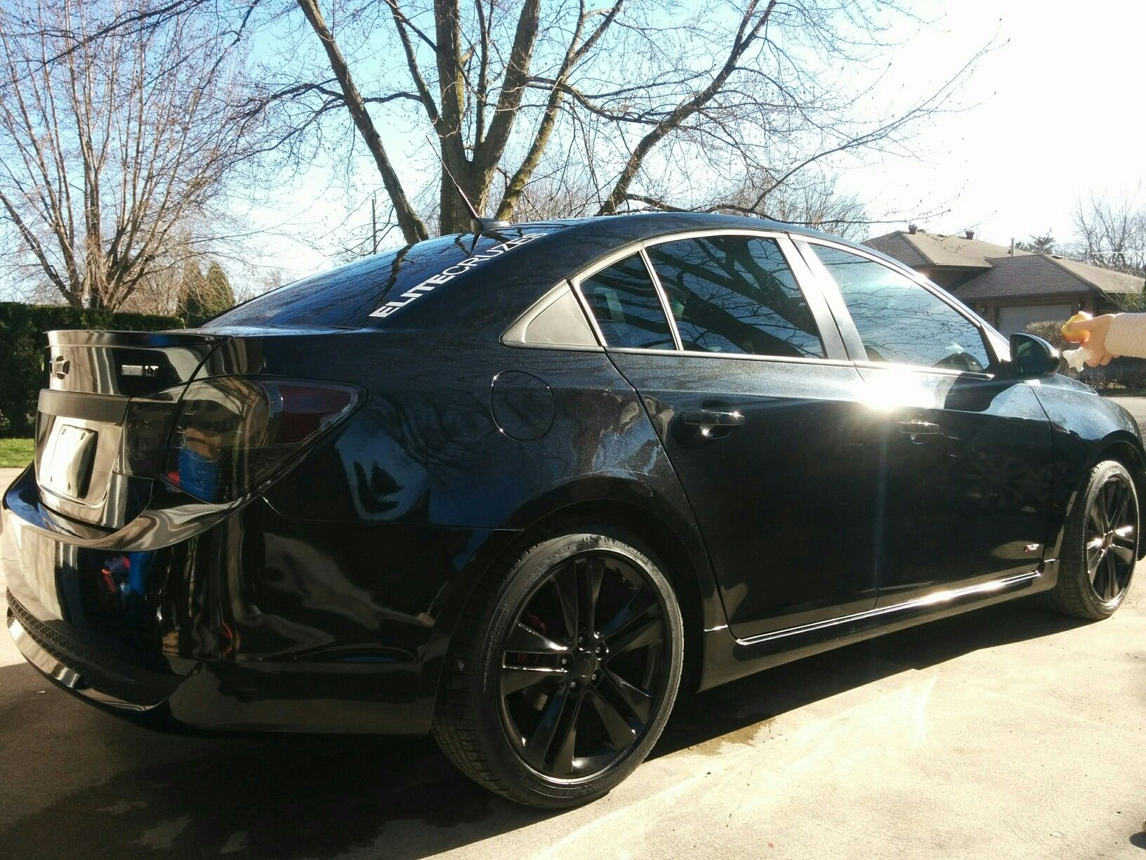Products Chevrolet Cruze Chevy Cruze Custom Chevy