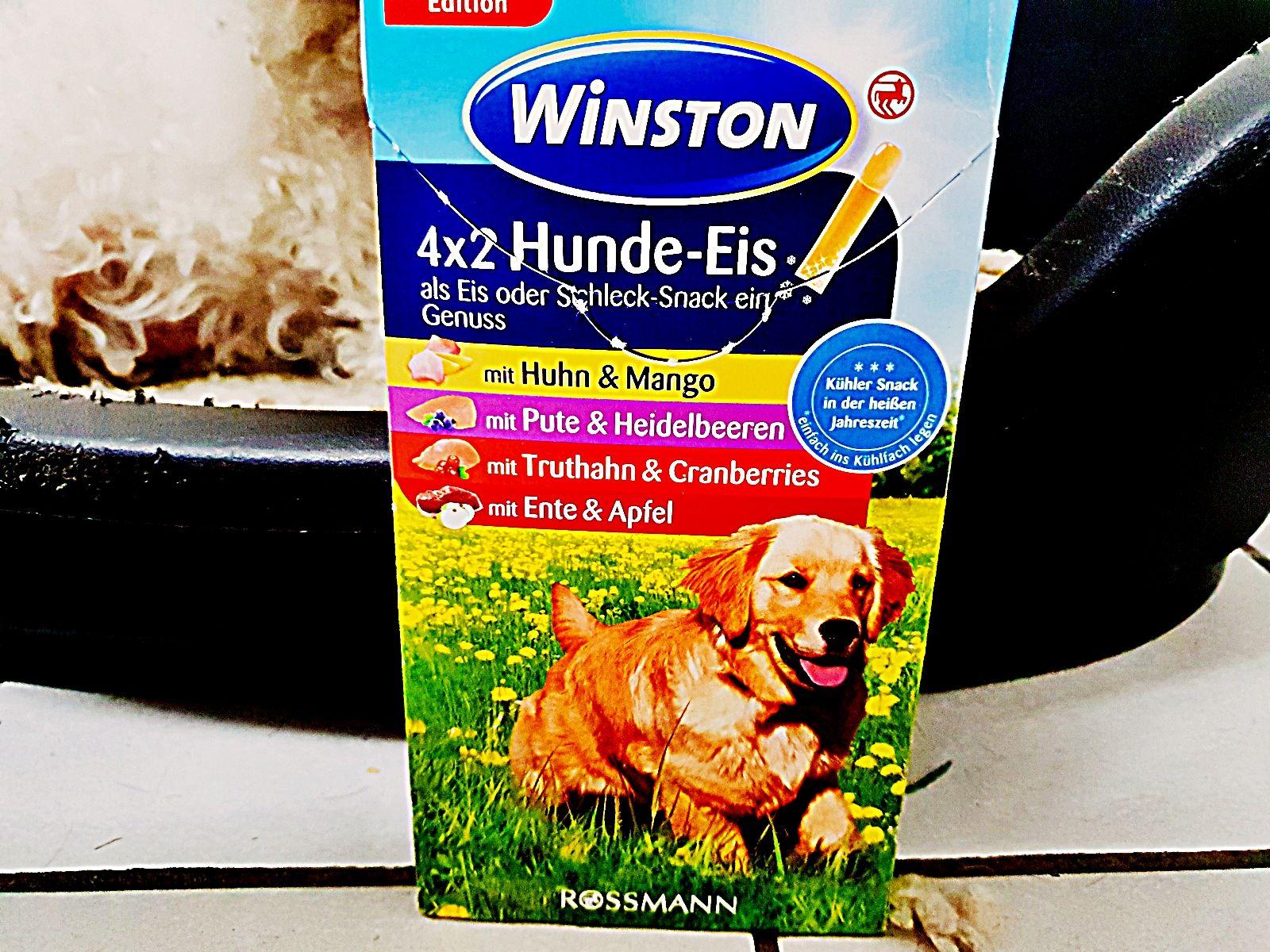 Winston 4x2 Hunde-Eis Review