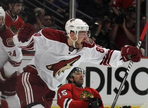 Coyotes shock the world and beat chicago