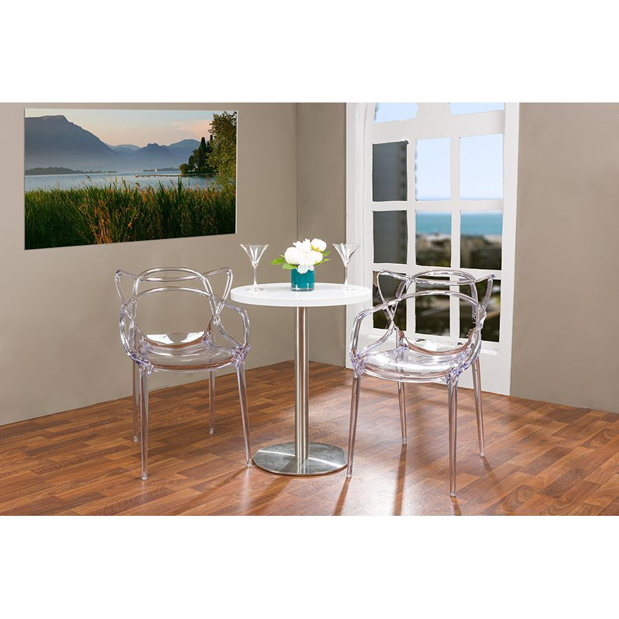 Clear dining set electron clear dining chairs set of 2 rcwilley image1800 jpg