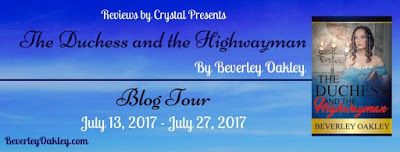 Read. Review. Repeat.: Blog Tour ~ The Duchess and the Highwayman by Beve...