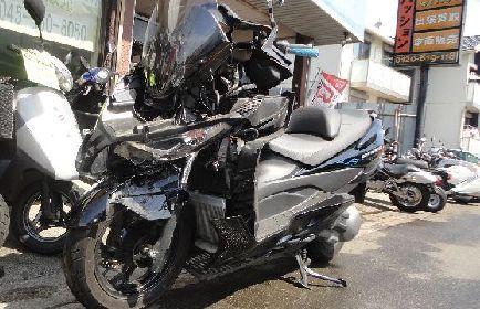 スカイウェイブ250s3事故車 42 000円 Cj46a 走行 不明 Fフォーク歪曲 フロント損壊 スカイウェイブ 車 フロント