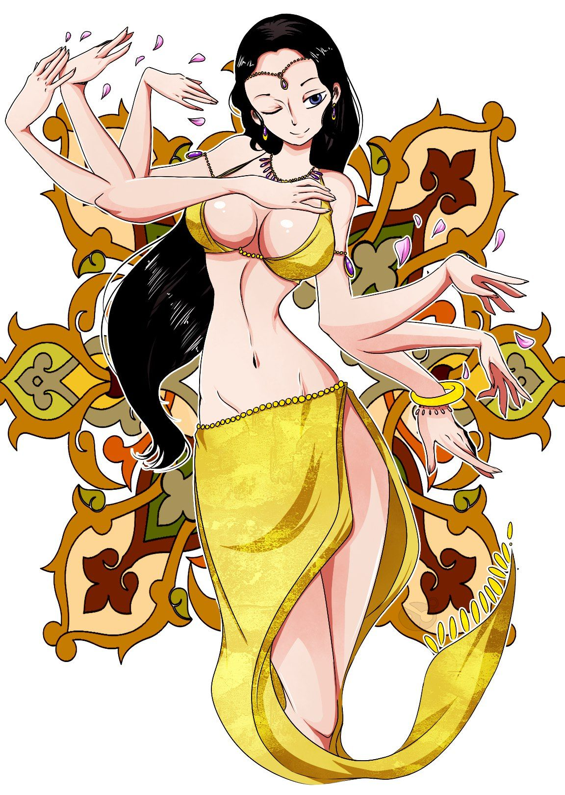 One Piece Nico Robin  OP  Robin part 1  Pinterest  Nico