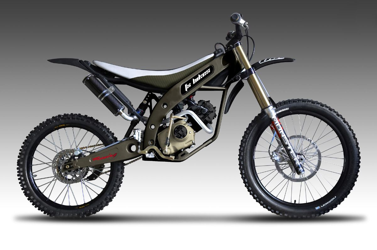 Ini Dia Revolusi Trail Bike Dari Fx Bike M85 Dan Zero Mx