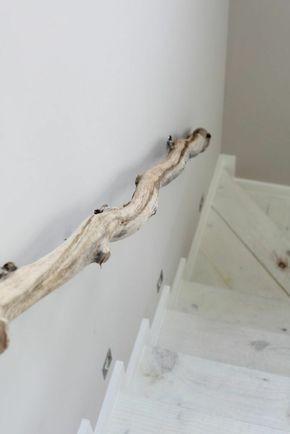 gel nder selber bauen eigenartige treppengel nder aus holz flur pinterest treppe. Black Bedroom Furniture Sets. Home Design Ideas