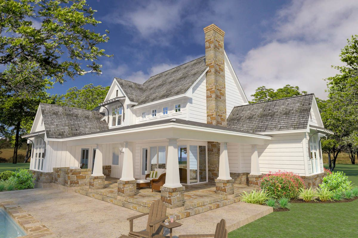 Plan wg flexible farmhouse with loads of outdoor living