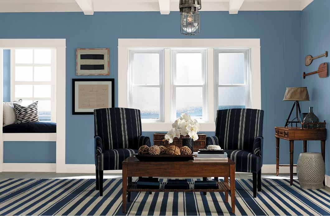 Into The Blue Paint Color Collection From Nautica Paint ...