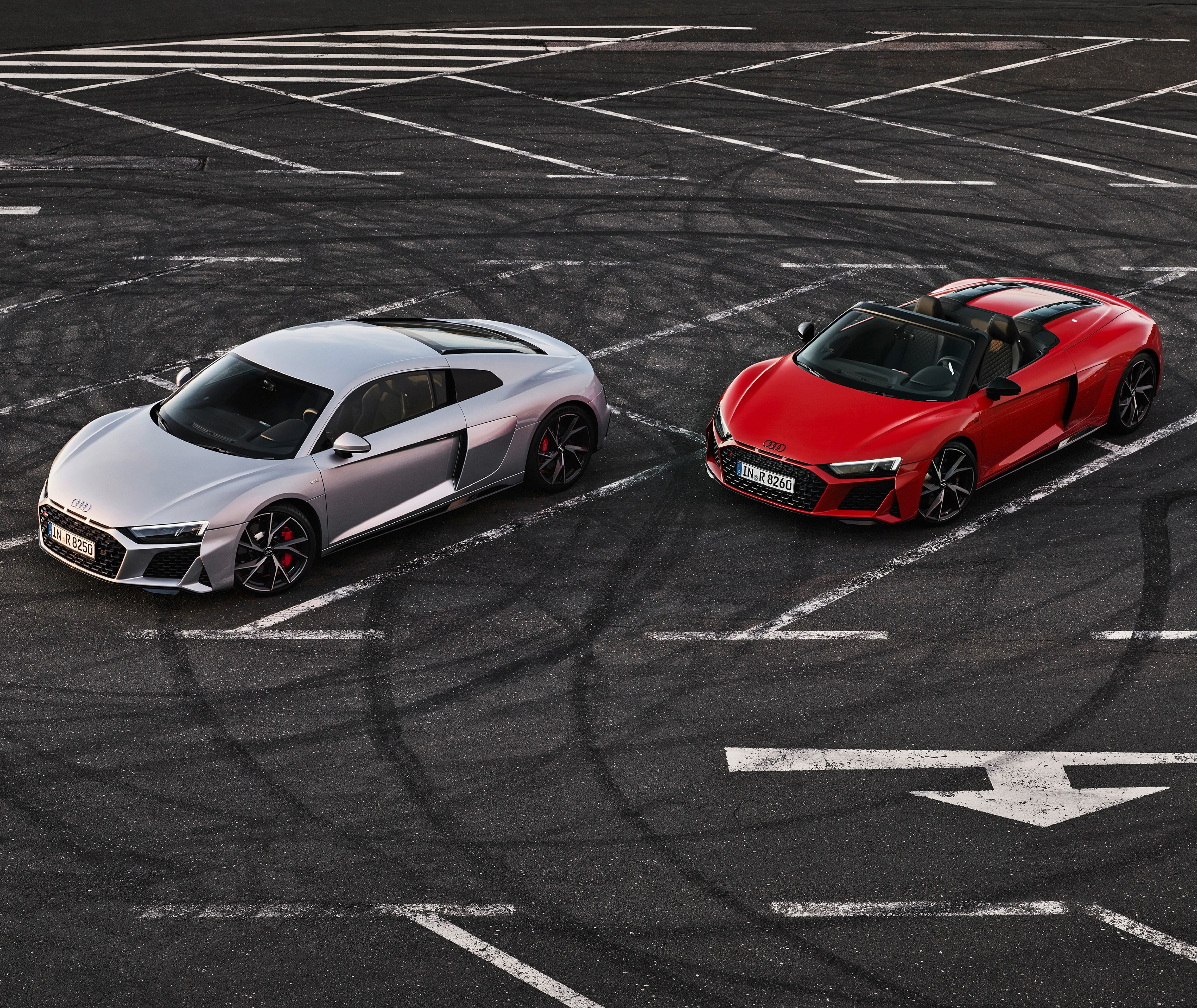 De Nieuwe Audi R8 Coupe En Spyder V10 Rwd Audi Coupe Audi R8 Audi