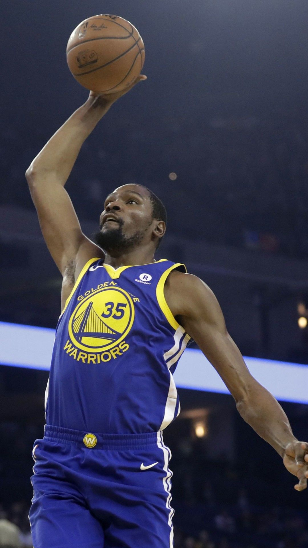 Golden State Warriors Kevin Durant Hd Wallpaper Android