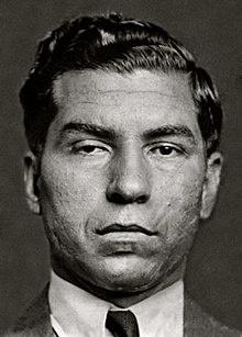 Lucky Luciano Wikipedia Mafia Gangster Crime Family Mafia