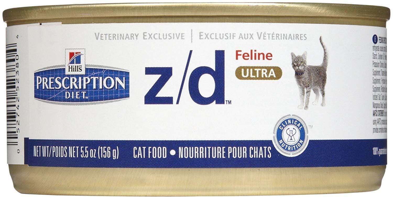 Hill S Prescription Diet Z D Feline Ultra 24x5 5oz Visit The Image Link More Details This Is An Affiliate Link Hills Prescription Diet Cat Food Feline