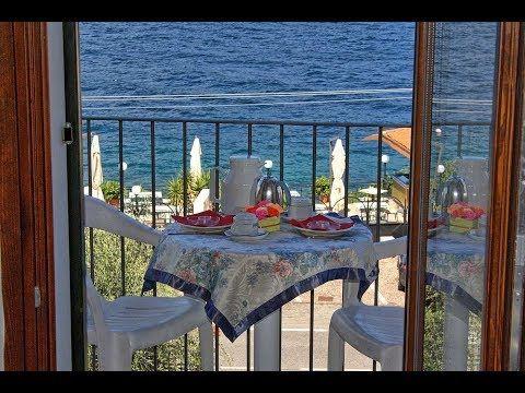 Ferienwohnung Gardasee direkt am See. Ferienhaus mit 8