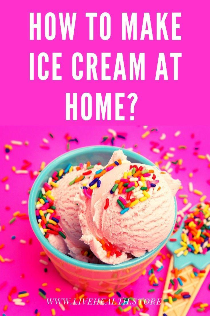 Homemade Ice cream recipe - #cream #homemade #Ice #Recipe #easyhomemadeicecream