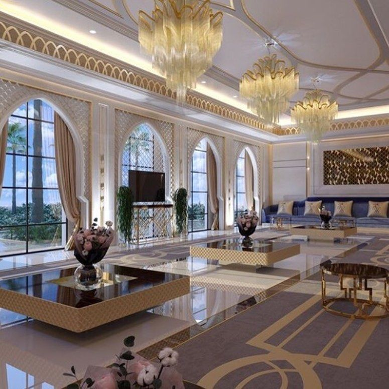 Pin By Sja On مدخل Luxury House Interior Design Interior Design Dubai Modern Interior Design