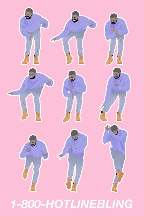 Hotline Bling Wallpaper