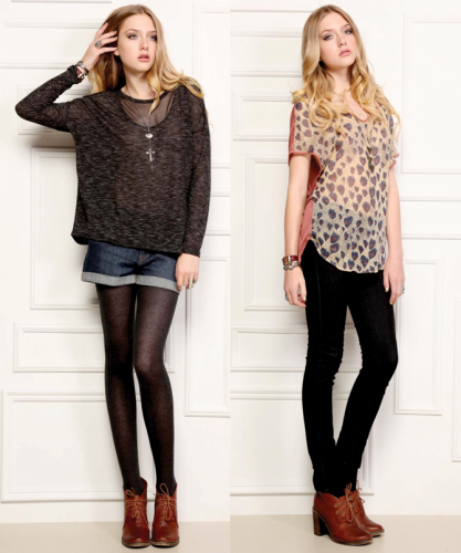 popular teen clothing stores