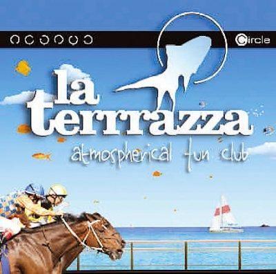 Sergio Patricio - La Terrrazza- Atmospherical Fun Club
