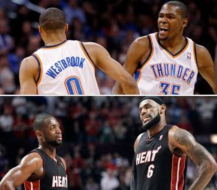 Which team is better: Thunder or Heat?